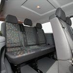 Задние пассажирские сидения минивэна Mercedes Vito