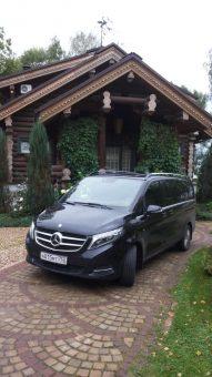 Микроавтобус Mercedes VITO V-CLASS