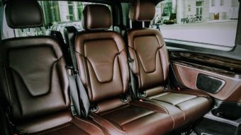 Кожаный салон Mercedes VITO V-CLASS