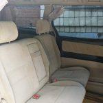 Велюровый салон Тойота Alphard